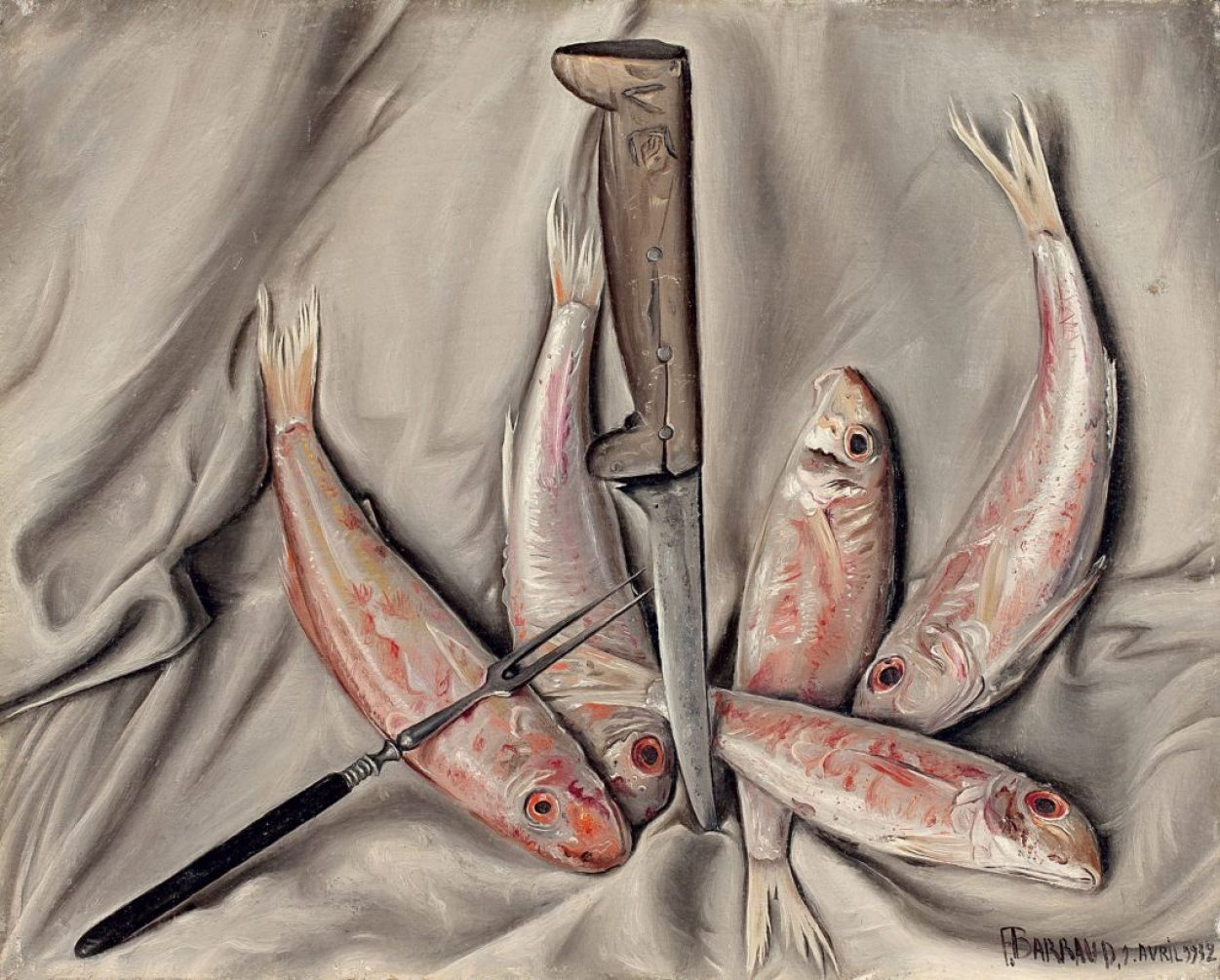 Francois_Barraud_Rougets_poissons_davril